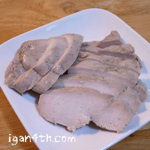 鶏ハムのイメージ画像1