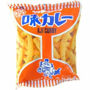 味カレー(大和製菓)